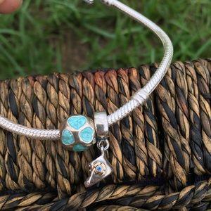 Pandora Jewelry - 100% Authentic Pandora Charm Bracelet